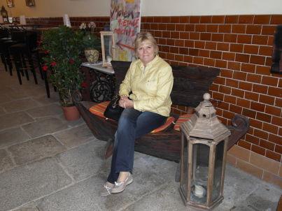 Ihr Gastgeber Brunhild Geller