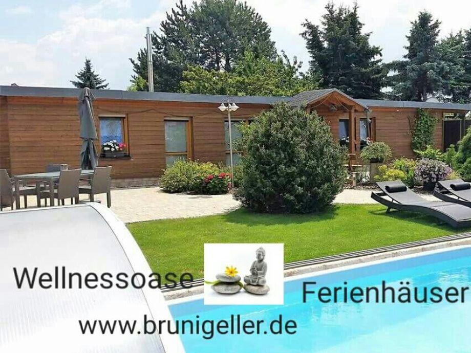 """Außenaufnahme Haus """"Blick Friedensburg"""""""