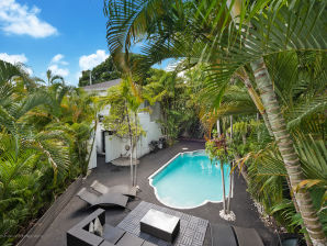 Ferienwohnung 5 Zimmer South Beach Gästehaus Golf Tennis Pool SPA