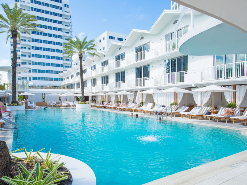 Holiday apartment South Beach Miami Pool Home