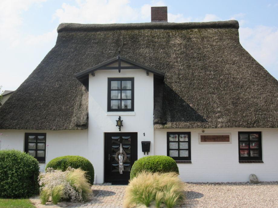 Das Reetdachhaus
