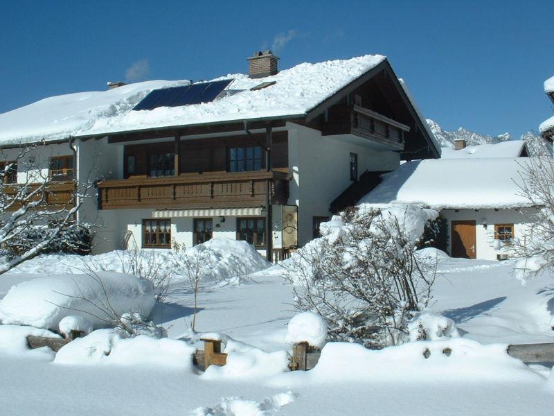 Ferienwohnung Haus Alpenblick