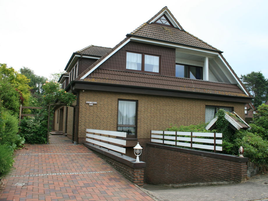 Vorderansicht Haus
