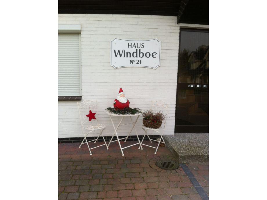 Willkommen im Haus Windboe