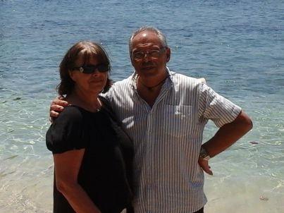 Ihr Gastgeber Gerd und Gisela Hansen