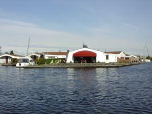 Ferienhaus Aquaronde 75 auf Halbinsel