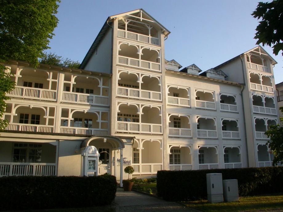 Ferienwohnung strandgefl ster meerblick ostsee r gen for Appart hotel 45