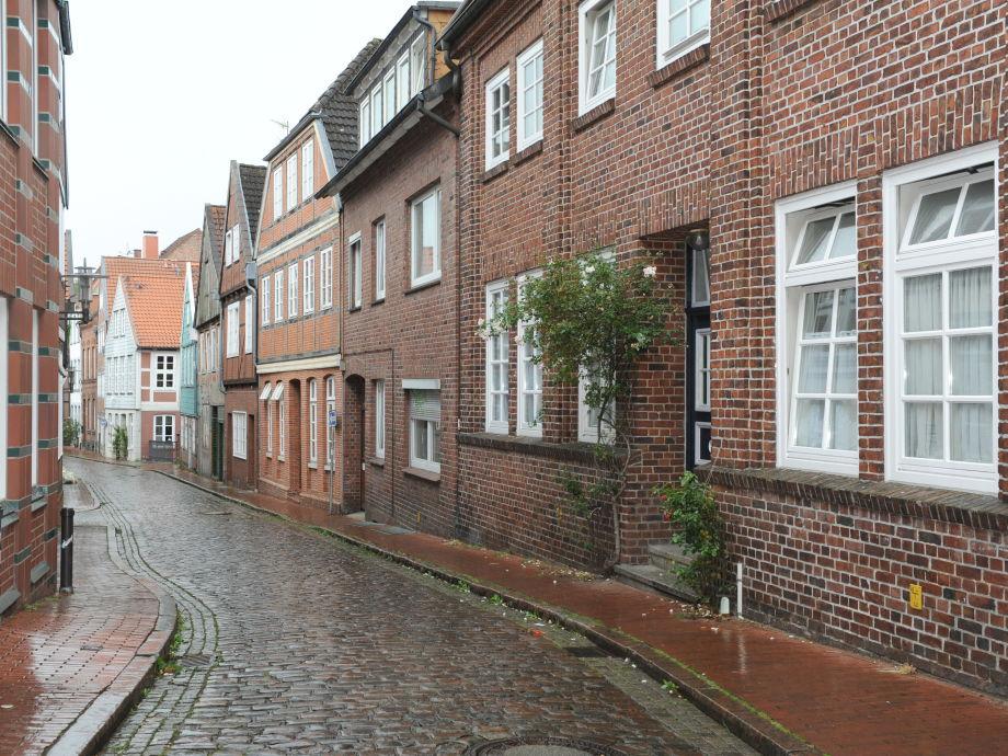 Bäckerstraße in der Altstadt