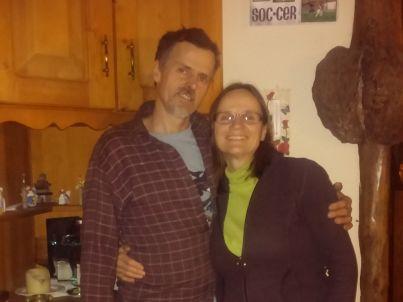 Ihr Gastgeber Dani + Romy Schranz
