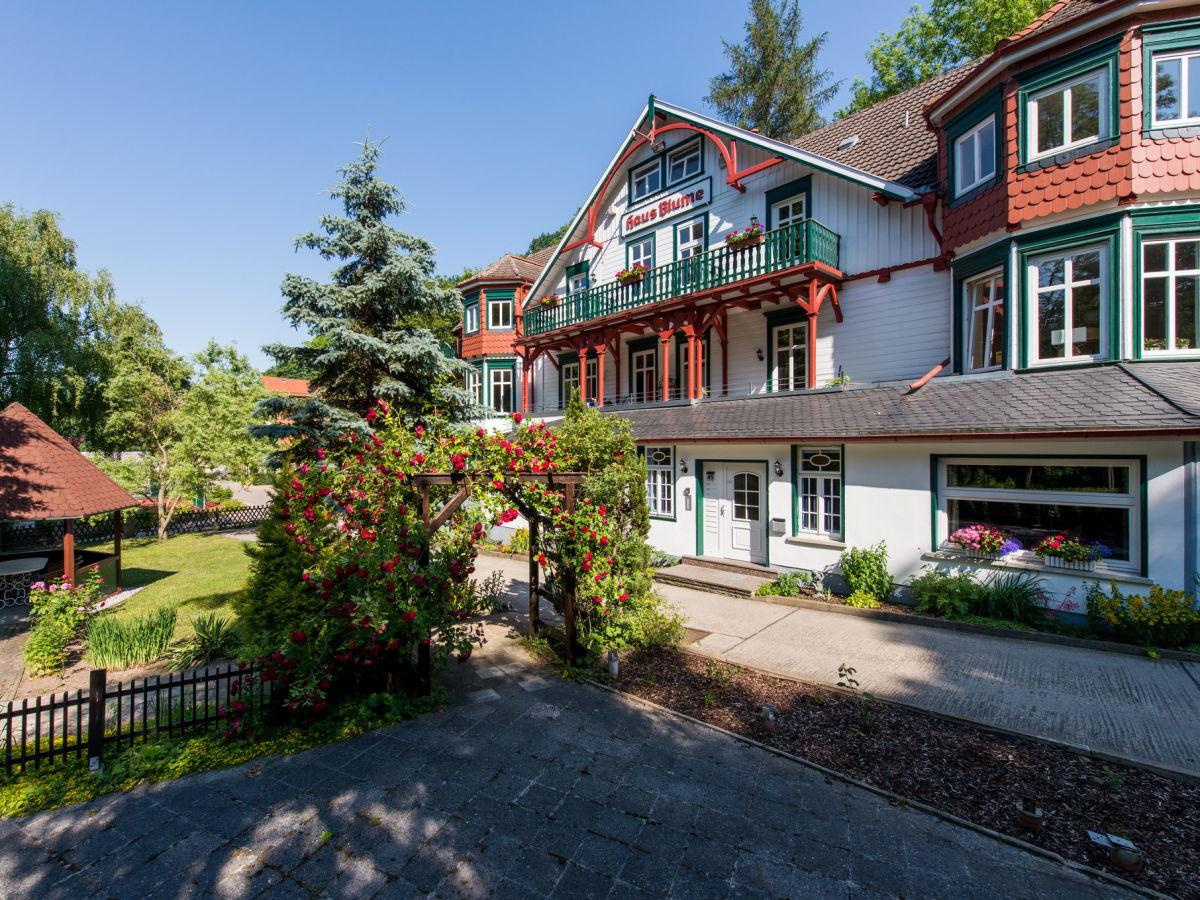 Ferienwohnung Haus Blume Appartement 203 Wernigerode