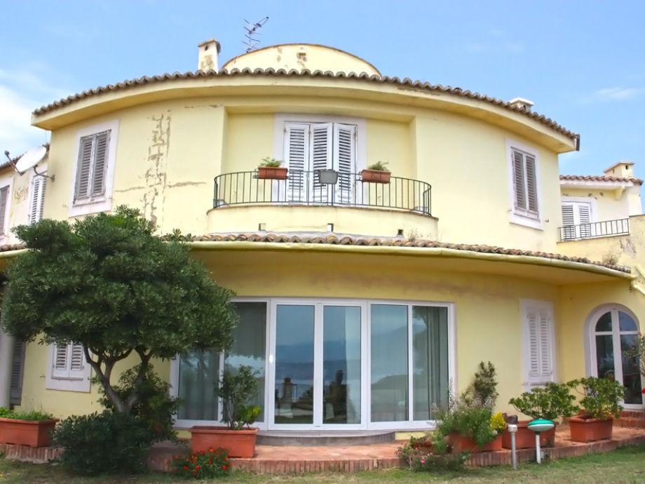 Die prachtvolle Villa Panoramica dello Stretto