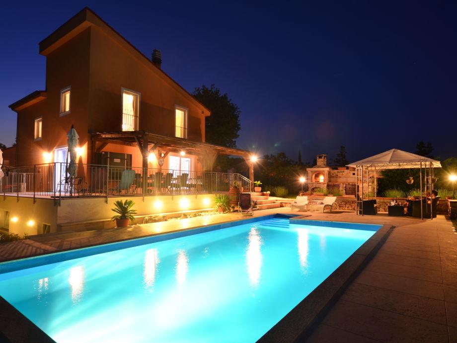 Außenaufnahme Villa Margherita