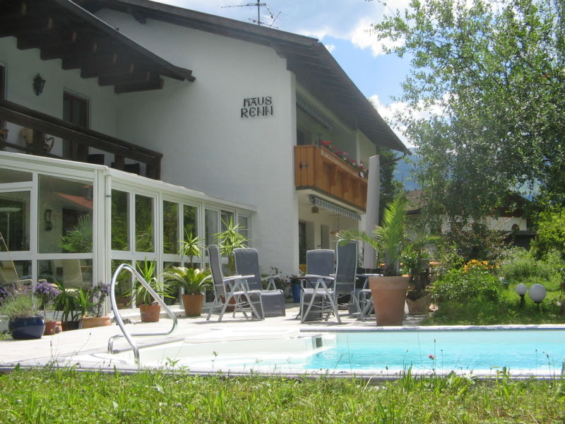 Holiday apartment Haus Renn - Mansarde