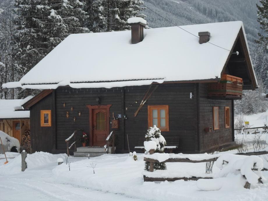 Gemütliches Jagdhaus