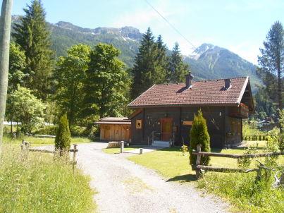 Jagdhütte Fritz