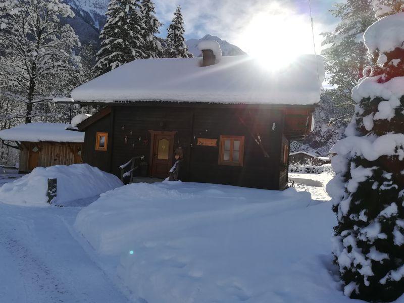 Ferienhaus Jagdhütte Fritz