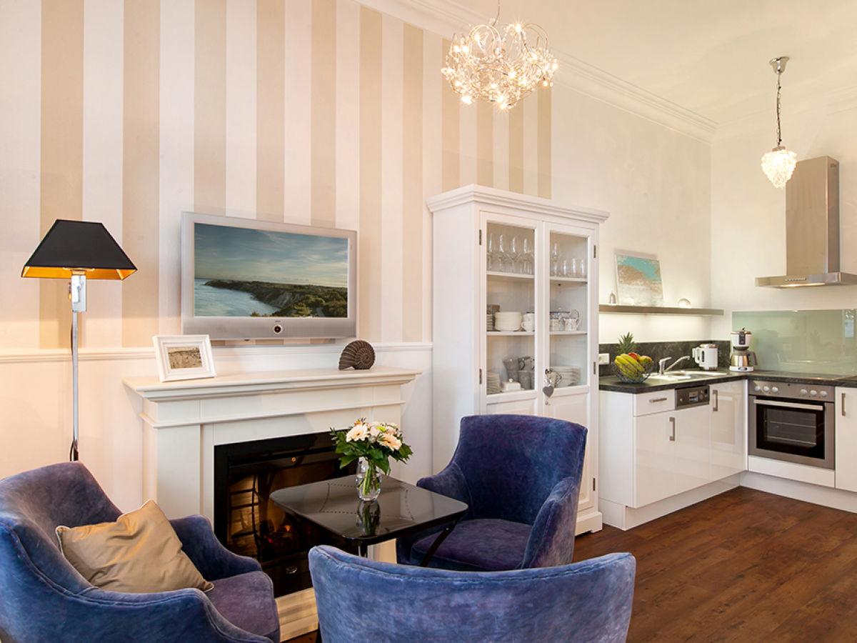 Ferienwohnung Strandjuwel Villa Agnes Binz Firma Appartement