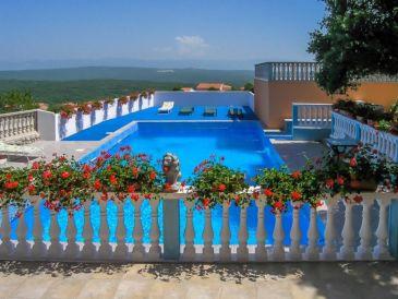 Ferienwohnung mit Pool Krk 1