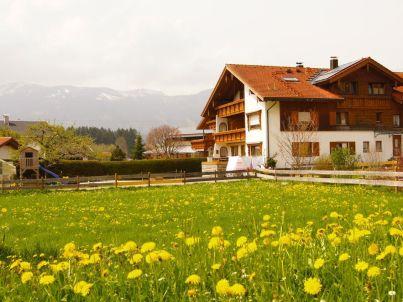 Ferienwohnung 4 im Gästehaus Koch