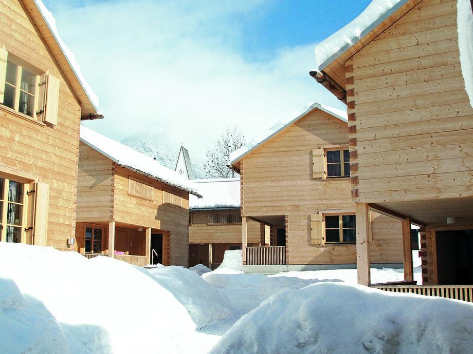 CASALPIN Chalet im Winter