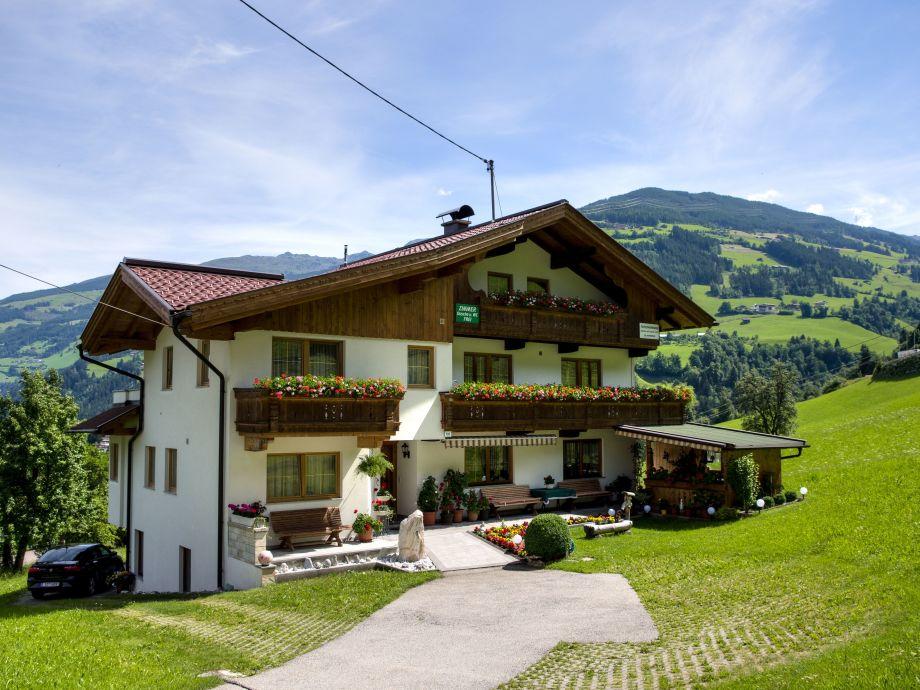 Haus Bild Sommer