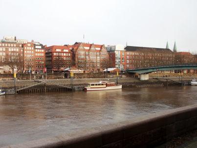 Wohnen am Fluss