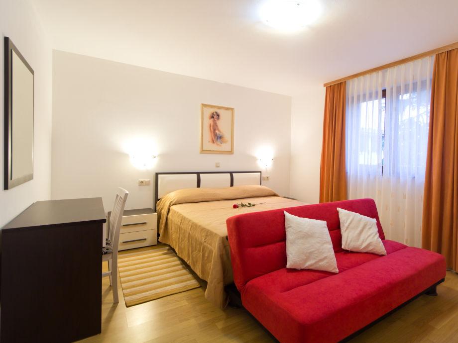 Villa Ana Porec - Schalfzimmer 1