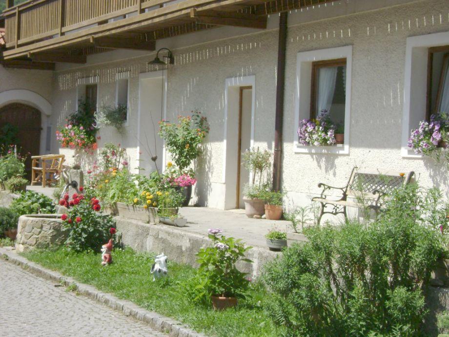 Eggerlhof - Innenhof