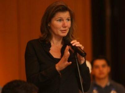 Ihr Gastgeber Monique Blokpoel