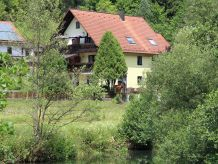 Holiday apartment 1 in Haus Wiesenttal