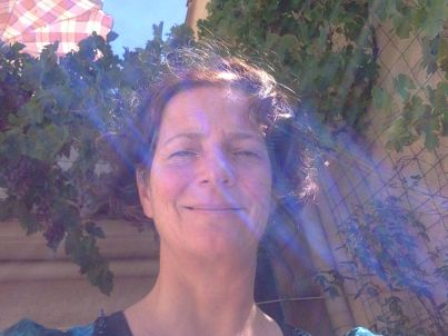 Your host Dagmar Meitzner