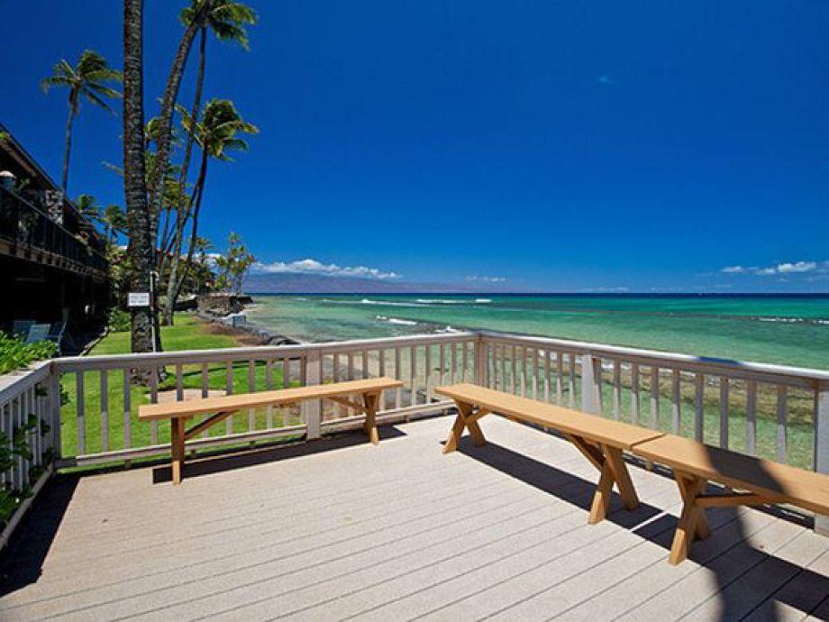 Außenaufnahme Maui Sands