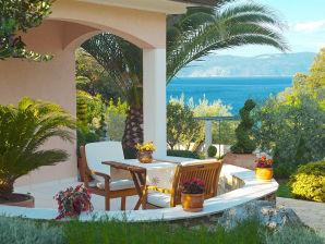 Villa Dusati Apartment Maria mit tollen Meerblick