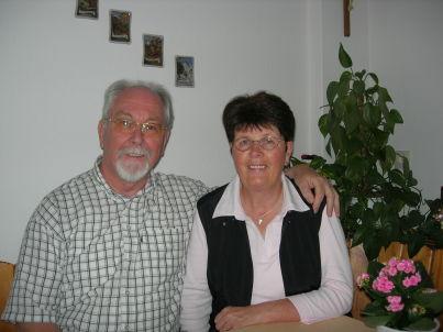 Ihr Gastgeber Gertrud + Ernst Wursthorn
