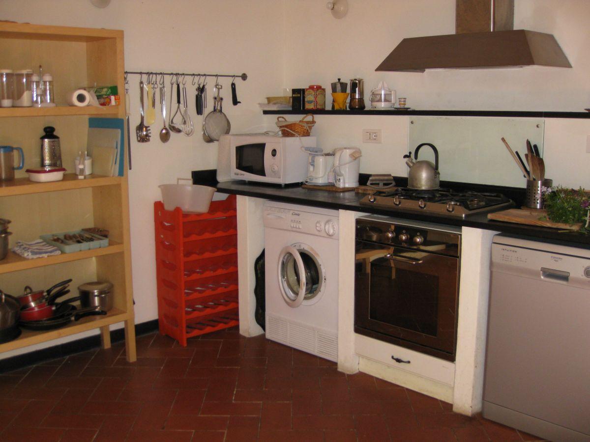 Holiday House Casa Bosco Chiavari Liguria Italy Cinque