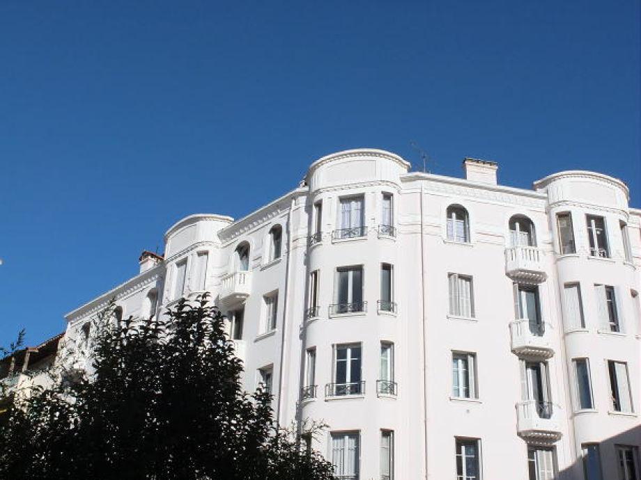 Die Résidence Palais Cérès Cannes