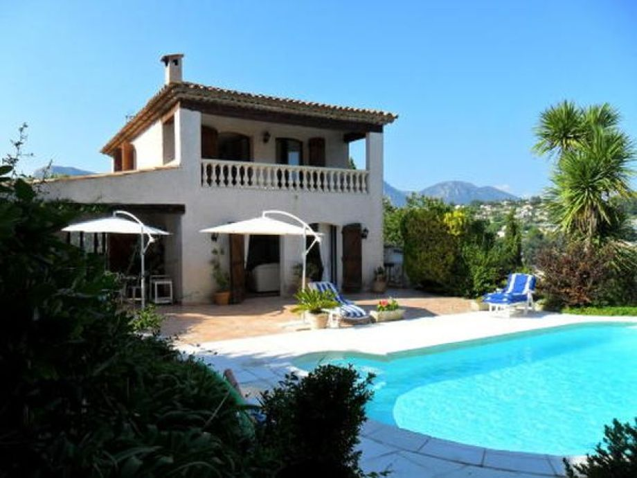 Die provenzalische Pool Villa La Tour