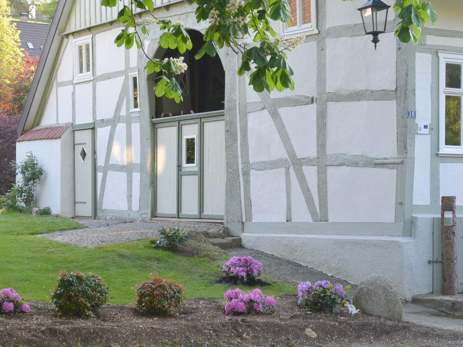 Deelentor - Zugang zum Garten