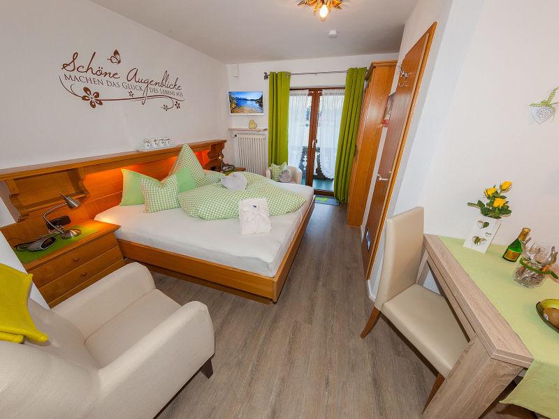 Gästezimmer bei Huber`s in Krün