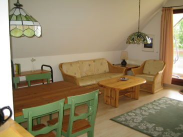 Holiday apartment Oland in Haus Halligblick