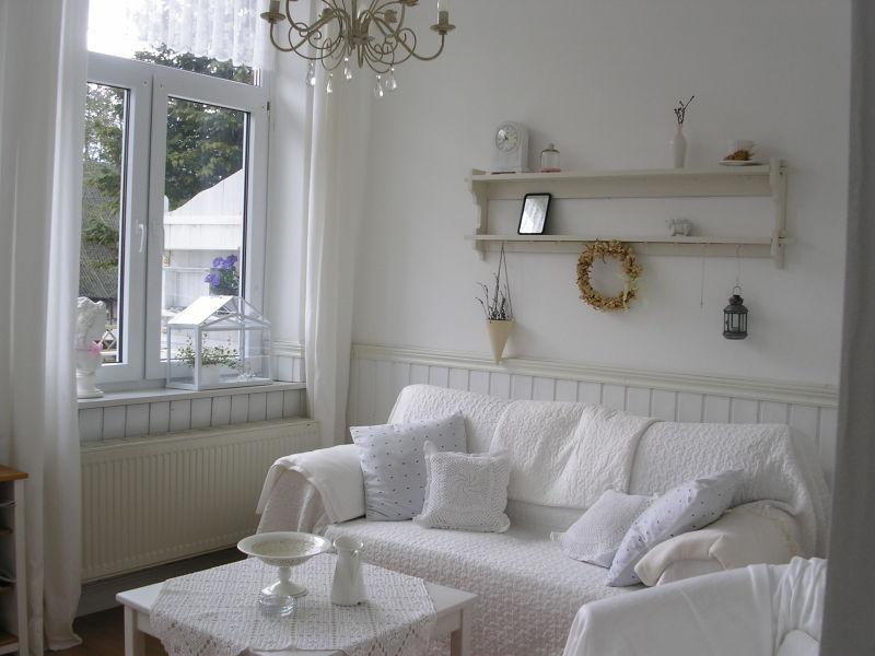 """Ferienwohnung II """"White Beauty"""" - Haus Avalon"""