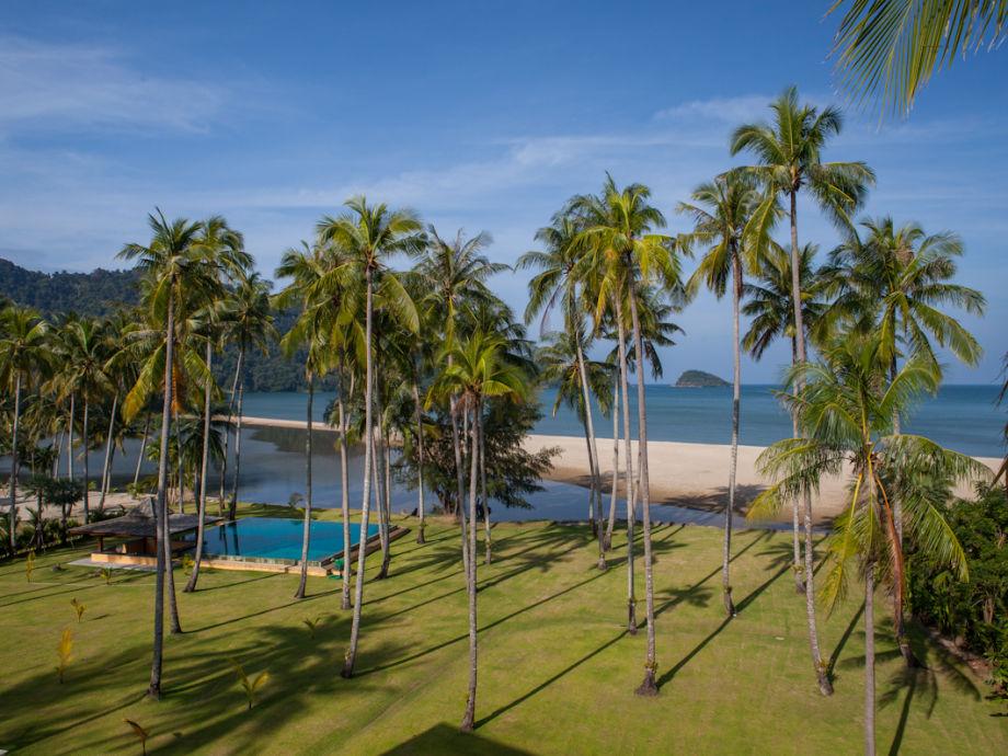 "Außenaufnahme ""Traum am Klong Son Bay"""