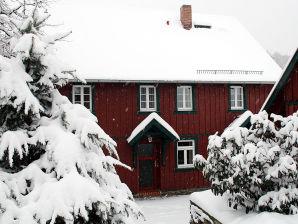 Ferienhaus Harzschlösschen - in Güntersberge