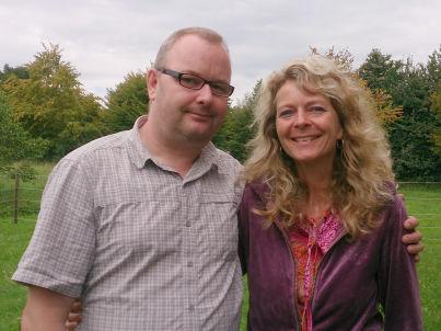 Ihr Gastgeber Rainer und Manuela Langenberger