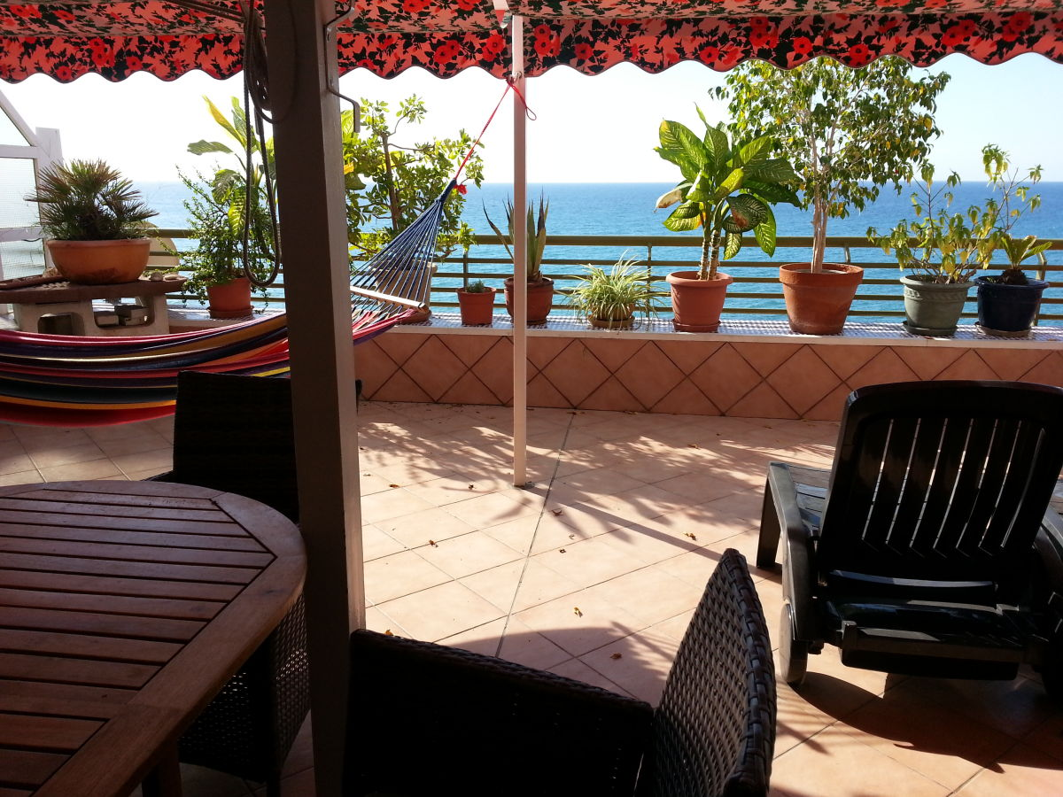 Holiday apartment rocafel alicante mr harald krause for Dinner on the terrace