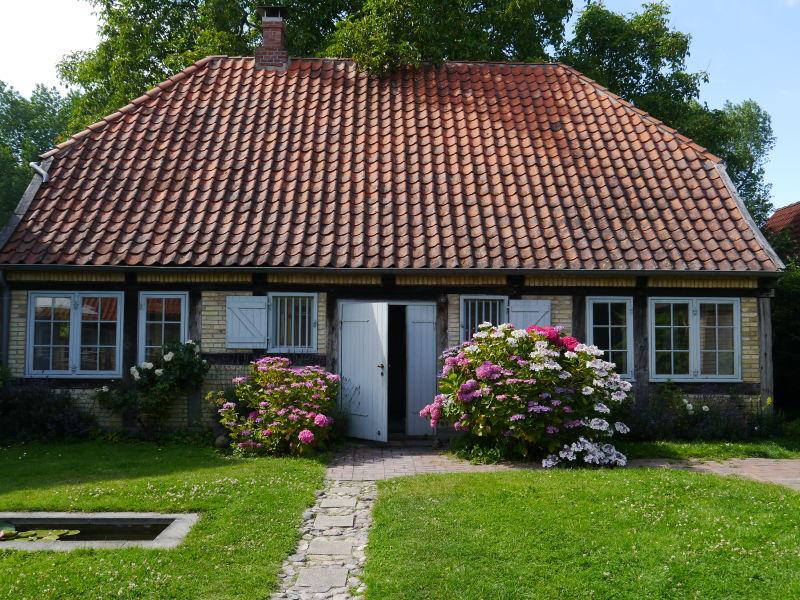 Ferienhaus Lütt Arnis - Butterhaus