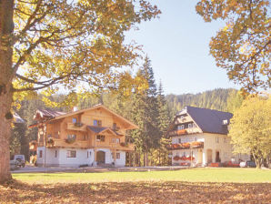 Holiday apartment Landhouse Heimat