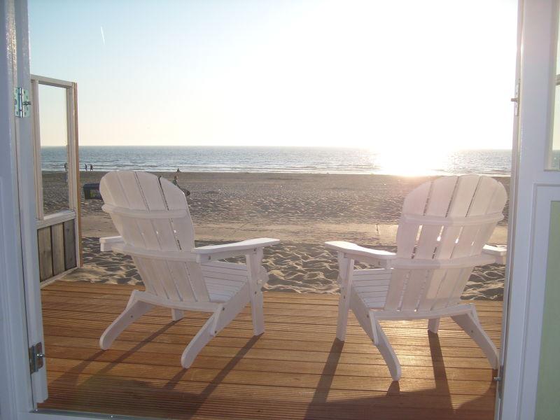 Ferienhaus Luxus Strandhaus direkt am Meer (WLAN/TV/usw.)