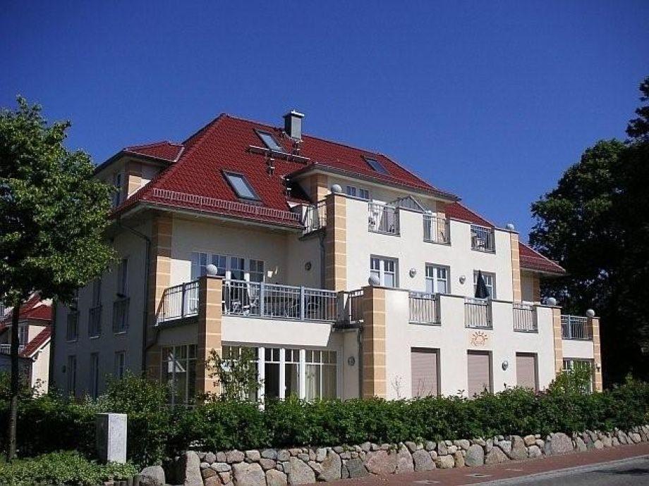 """Villa Rosita """"Sandkörnchen"""", I. OG Mitte"""