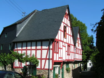 Holiday apartment Mosel-Romantikhaus